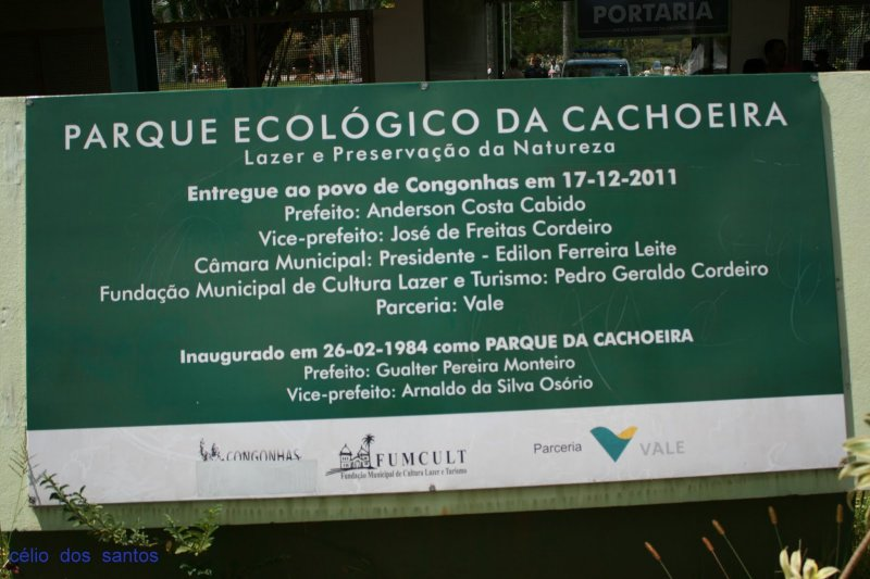 Camping Parque Ecológico da Cachoeira
