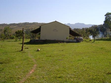 Camping Serro Alegre