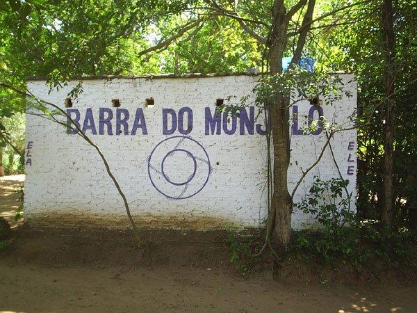 Camping Barra do Monjolo