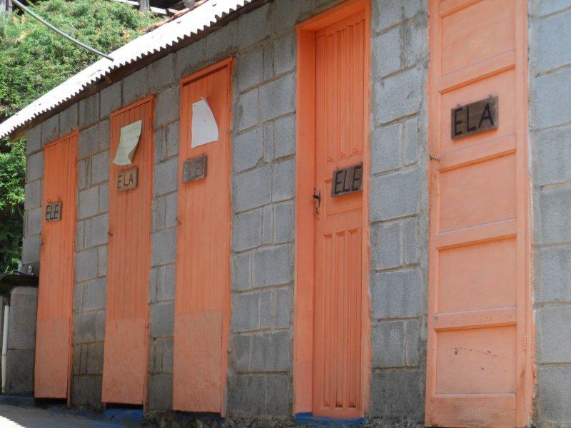 Camping Monte Verde-SP - Recanto dos Bambus