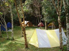 Camping Parque Estadual do Itacolomi