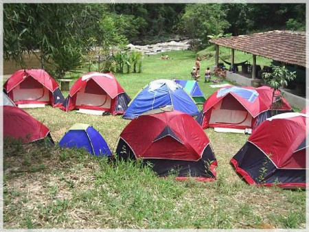 Camping Cachoeira do Sô Ito