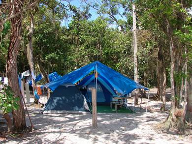 Camping Massaguaçu