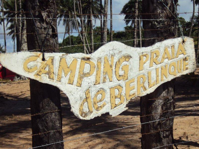 Camping Camping Praia de Berlinque