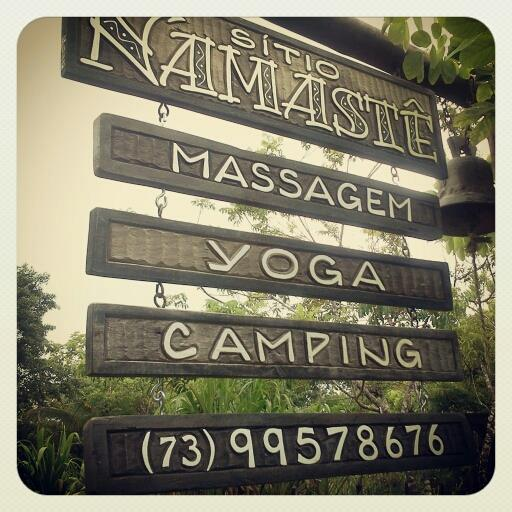 Camping Sítio Namastê