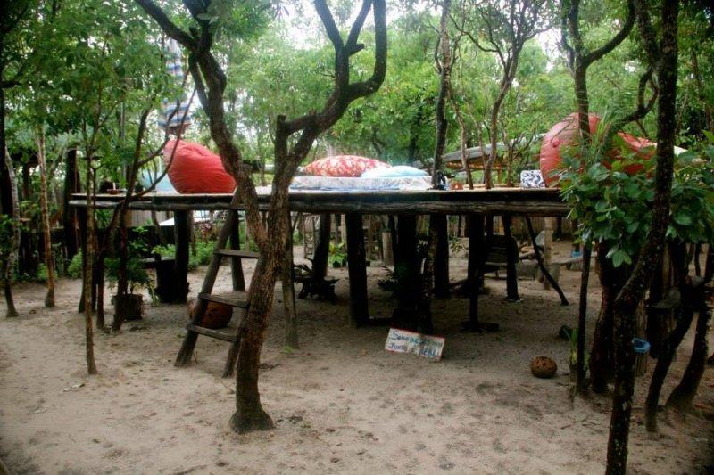 camping taiuá-Chapada dos Veadeiros-GO
