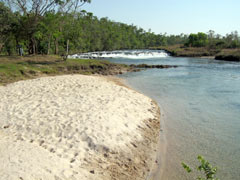 Camping Prainha do Rio Formoso