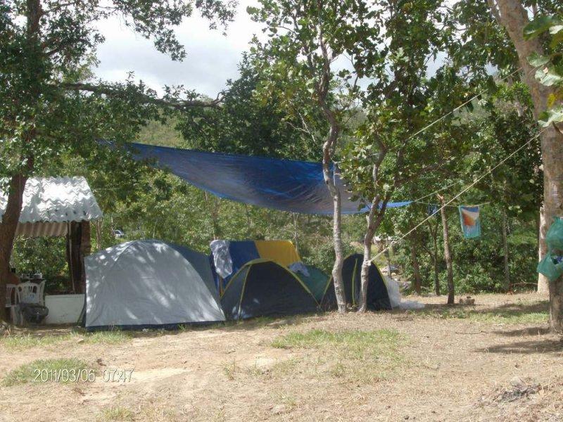 Camping Araras