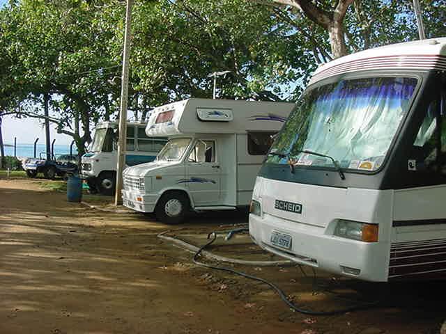 camping ccb guarapari