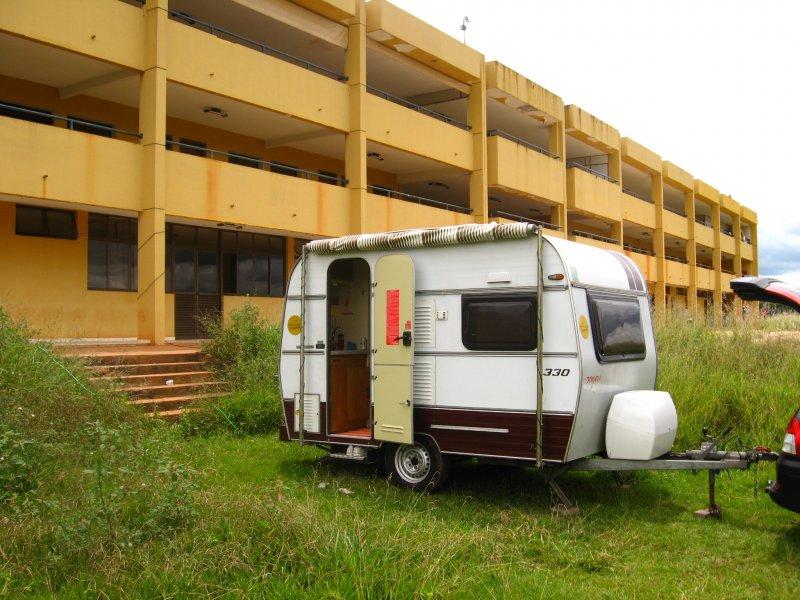 camping albergue brasilia