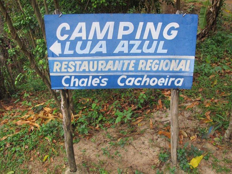 Camping Lua Azul