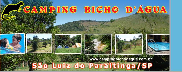 Camping Bicho D'Água
