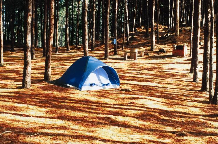 Camping Parque da Cachoeira