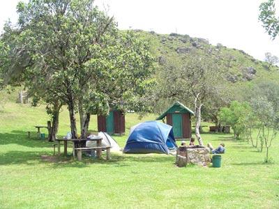 Camping Parque das Cascatas