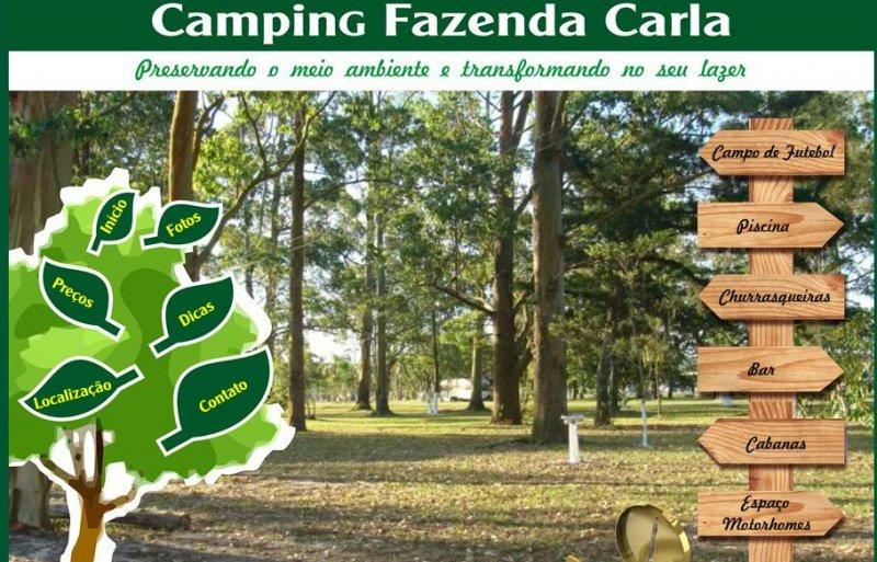 Camping Fazenda Carla