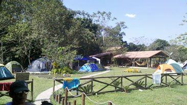 Camping Aldeia do Bambu