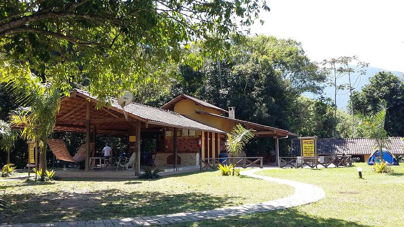 Camping Aldeia do Bambu-Silva Jardim-RJ