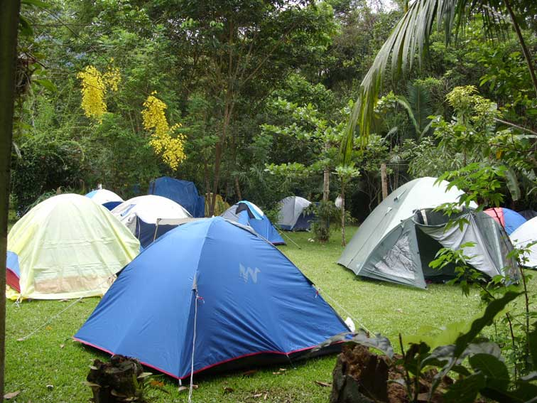 Camping Do Benjamim
