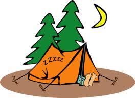Camping Balneário de Águas Superficiais