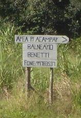 Camping Balneário Benetti