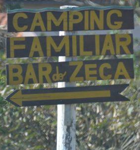 Camping Bar do Zeca (Familiar)