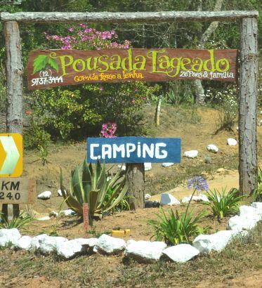 Camping Pousada Lageado