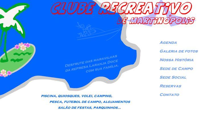 Camping Clube Recreativo