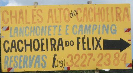 Camping Chalés Alto da Cachoeira