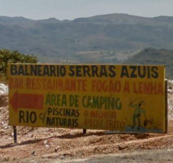 Camping Serras Azuis