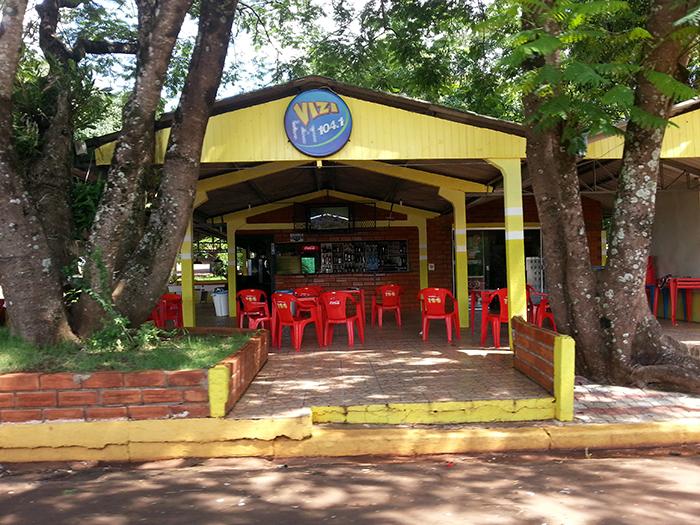 Camping Municipal PRAIA  DE CRUZEIRO DO IGUAÇU