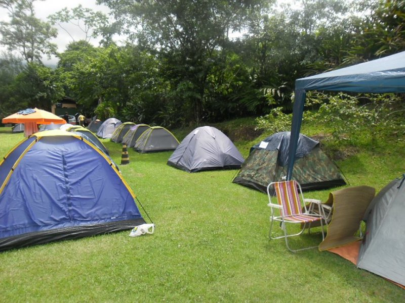 Camping Poço da Laje