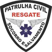 Camping Academia da Patrulha Civil Resgate