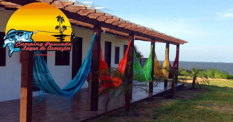 Camping Lagoa do Armazém