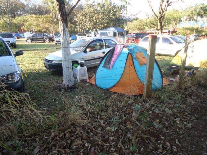 Camping do Bira