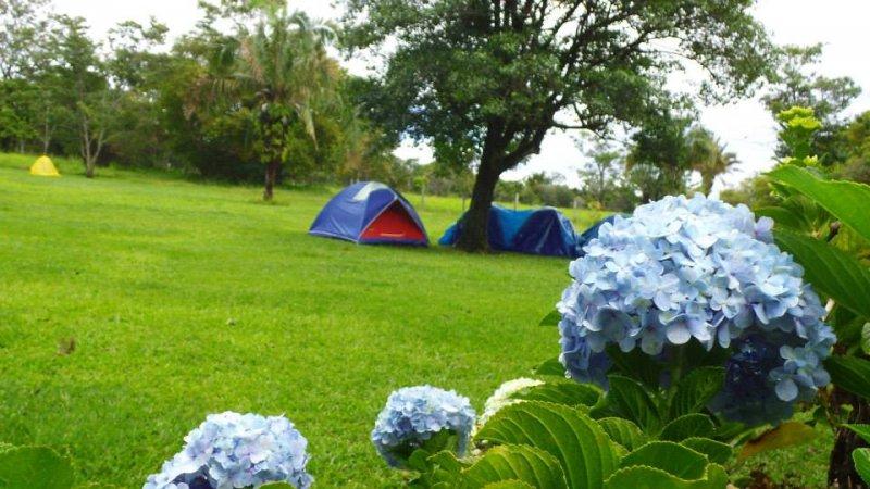 Camping Fazenda Volta da Serra-Alto Paraíso de Goiás-GO