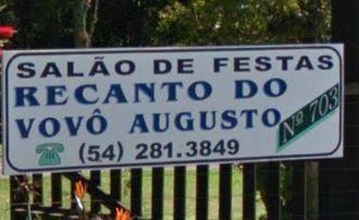 Camping Recanto Do Vovo Augusto