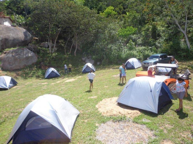 Camping Frade de Pedra