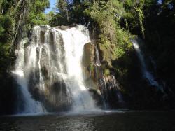 Camping Cachoeira do Alemão