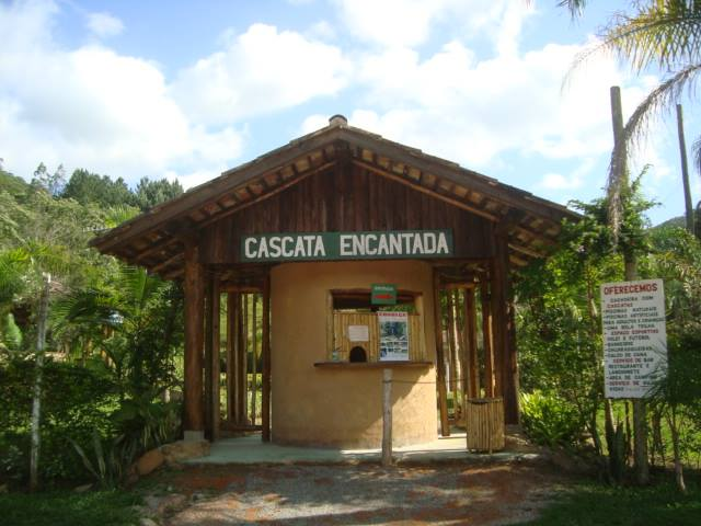 Camping Cascata Encantada