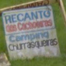 Camping Recanto das Cachoeiras