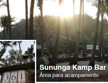Camping Sununga