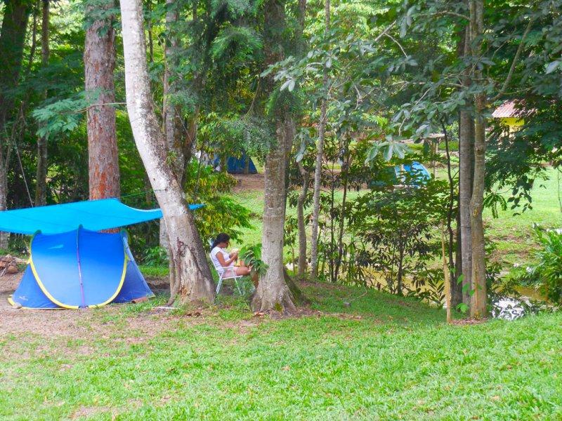 camping da praça