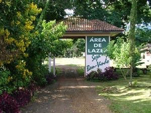 Camping Area Lazer De Bituruna