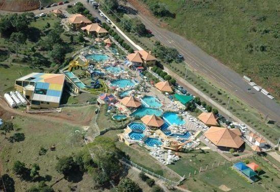 Camping Aqua Parque (Thermas de Itá)