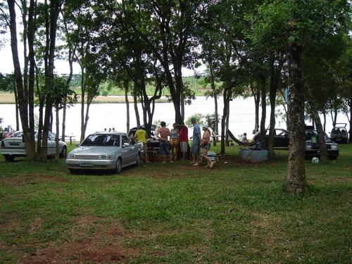Camping Barragem de Guatambu