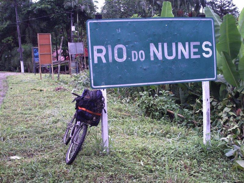 Camping Rec. Rio do Nunes