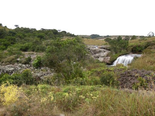 Camping Cachoeira Canyon do Rio São Jorge-Ponta Grossa-PR