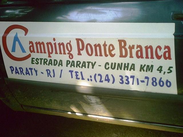 Camping Ponte Branca