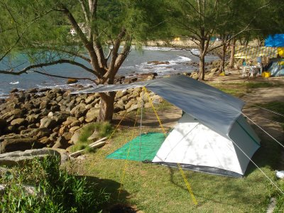 Camping Retiro dos Padres