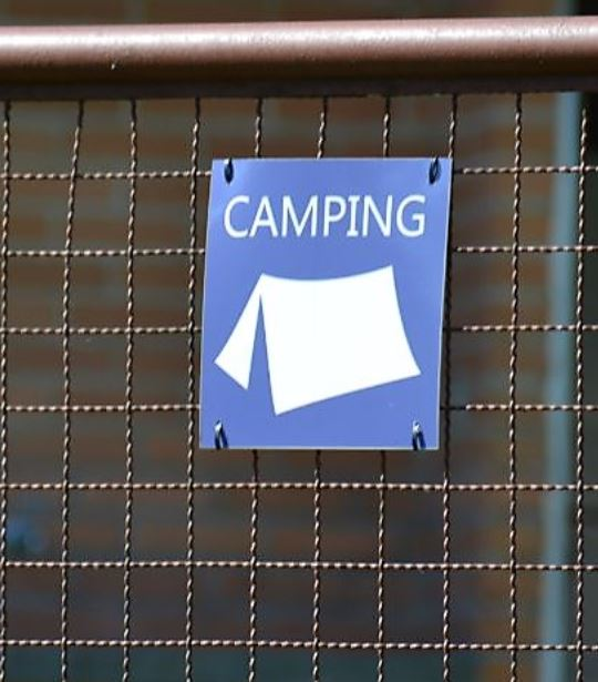 Camping Parque Estadual do Marumbi